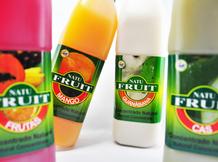 Фруктовое пюре NATU Fruit